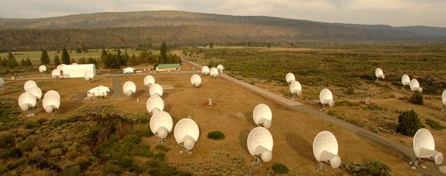 allen telescope array- seti website